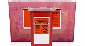 Sharps Disposal Box